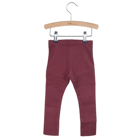 Little Hedonist Legging Cato Burgundy