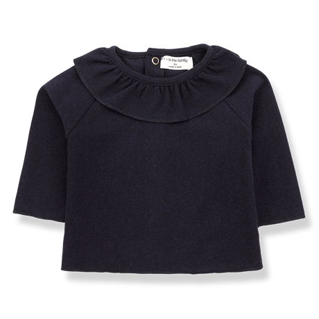 1+ in the family - Clementina Blouse Blue