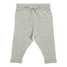 FUB Baby Straight Pants - Light Grey