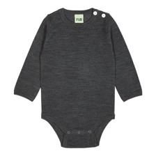 FUB Baby Body Wool - Grey