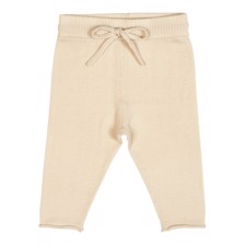 FUB Baby Wool Straight Pants - Ecru