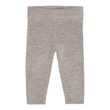 FUB Baby Wool Leggings - Light Grey