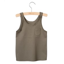 Little Hedonist Tanktop Lily Army