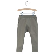 Little Hedonist Lou Baggy Pants - Warm Grey