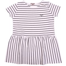 Emile et ida  Dress Ecru Marine