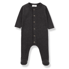 1+ in the family - Marcello Jumpsuit - anthracite