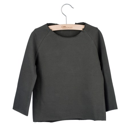 Little Hedonist Sweater Jonathan Pirate Black