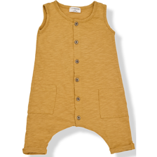 1+ in the family - Wassily jumpsuit mustard