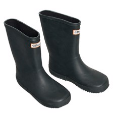 Little Hedonist Rainboots Pirate Black